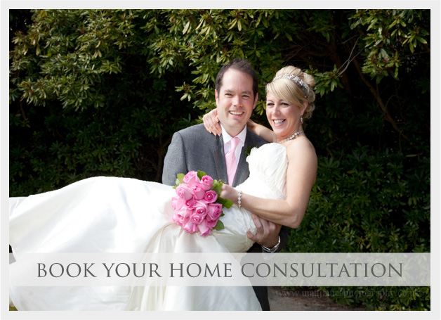 Contact Sandra Lamb at Kent Wedding Flowers for a free home consulation